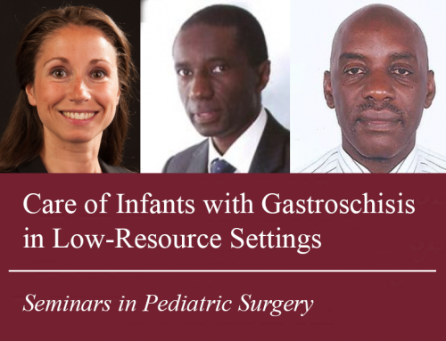 Care of Infants With Gastroschisis in Low-Resource Settings