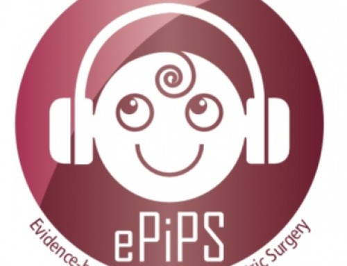 ePiPS – *New* UK based Paediatric Surgical Podcast Series