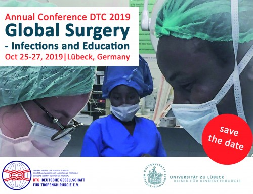 Global Surgery Symposium Lübeck, Germany, 25-27th October 2019