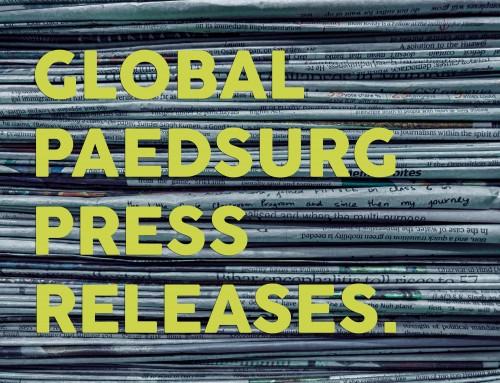 Global PaedSurg Press Releases